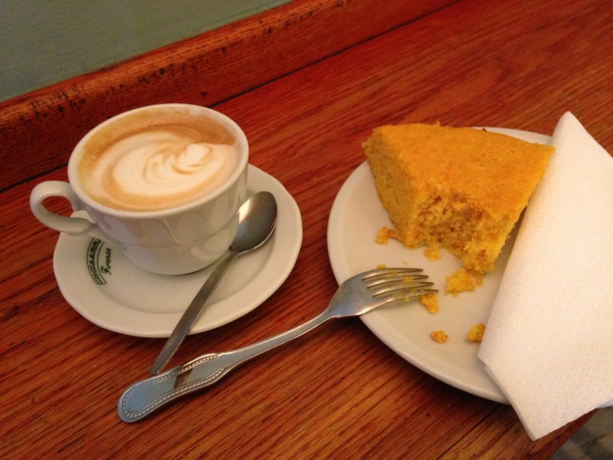 Cappuccino passar bättre till frukost