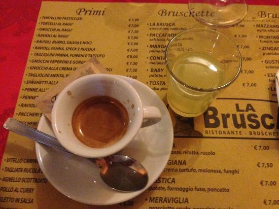 Caffe e Ammazzacaffe